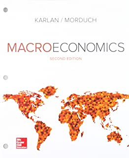 Gen Combo Looseleaf Macroeconomics; Connect Access Card