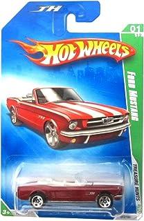 Hot Wheels 2009 Ford Mustang Treasure Hunt #1 of 12 MOC