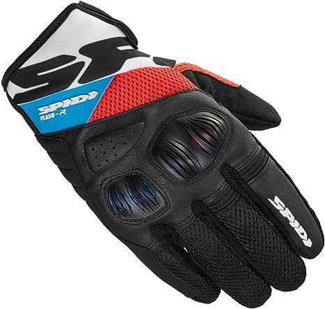 Spidi Flash R Evo Handschuhe Xl Rot Blau Auto