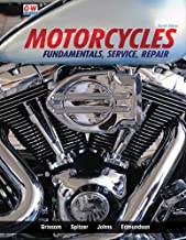 Motorcycles: Fundamentals, Service, Repair