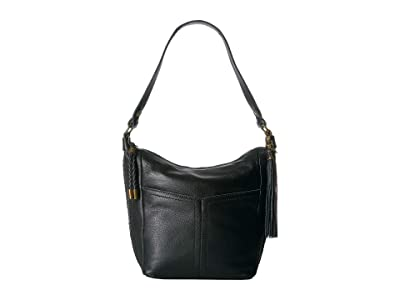 The Sak The 130 Bucket by The Sak Collective (Black) Handbags