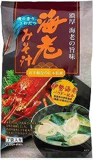 トーノー 海老みそ汁 10.3g ×7袋×2個