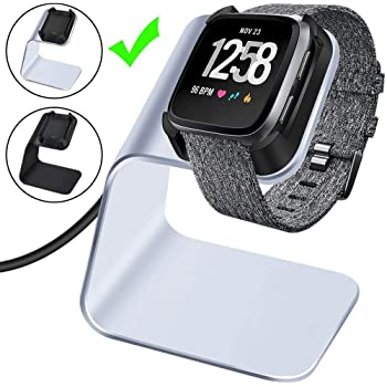 For Fitbit Versa Versa Lite USB Charging Cable Power Charger Dock Cradle