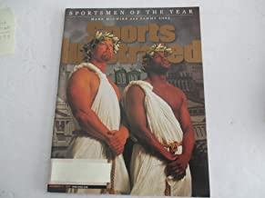 DECEMBER 21, 1998 SPORTS ILLUSTRATED FEATURING MARK McGWIRE AND SAMMY SOSA *SPORTSMEN OF THE YEAR* MAGAZINE