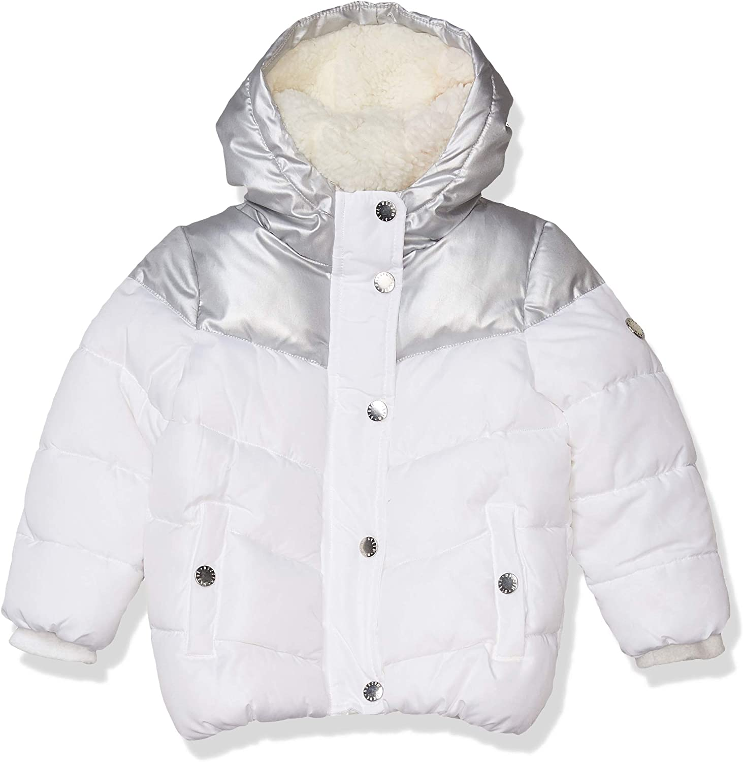 Steve Madden Girls' Bubble Popular Limited time trial price Jacket Styles Sizes Baby-Big More