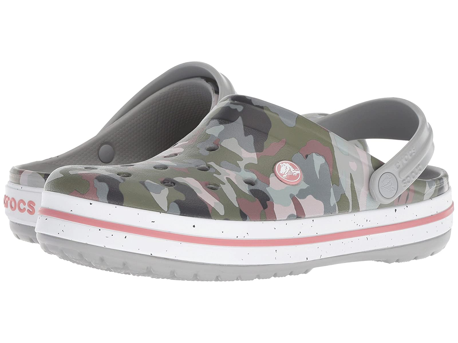 Crocs Crocband Graphic III ClogCheap and distinctive eye-catching shoes