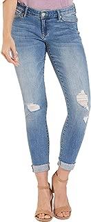 DEAR JOHN Women's Joyrich Boundless Ankle Skinny Jeans