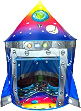 Rocket Ship Play Tent Playhouse   Unique Space and Planet Design for Indoor and Outdoor..