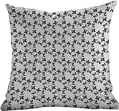 Amazon.com: Matt Flowe - Funda de almohada con diseño de ...