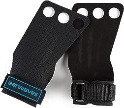Earwaves ® Predator Grips 2 & 3 gaten - Synthetisch CrossFit handschoenen voor mannen en vrouwen. Hand Grips gymnastiek, g...