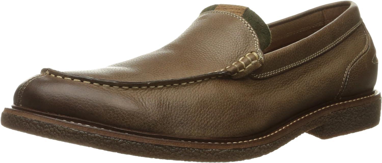 G.H. Bass & Co. Mens Buckley Slip-On Loafer