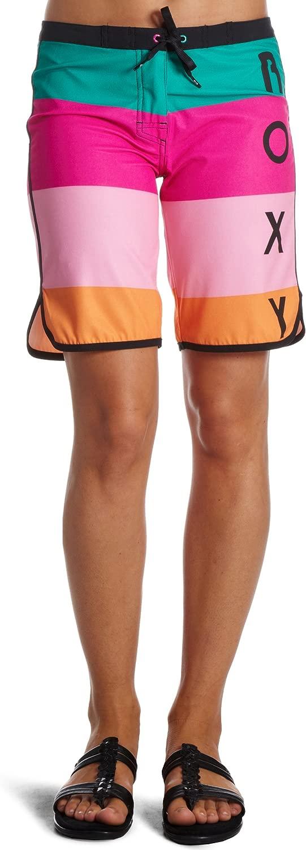 Roxy Damen Boardshort Farbe Block Long