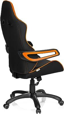hjh OFFICE 621710 silla de gaming RACER SPORT piel sintética ...