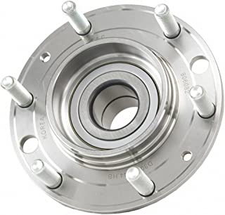 2008 fits Mini Cooper Front Wheel Bearing and Hub Assembly Note: FWD One Bearing Included with Two Years Warranty