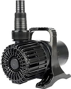WaterRebirth (2200GPH-120W,UL listed ) PS- High Flow Submersible Water Pump - Pond Pump - Submersible Pump - Water Fountain Pump - Aquarium Pump,PS-2200
