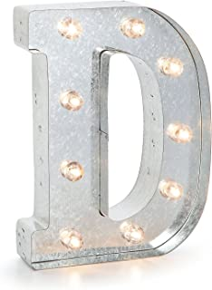 Best darice metal marquee letters Reviews