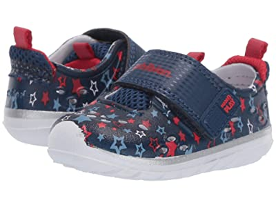 Stride Rite Made 2 Play Phibian (Infant/Toddler) (Navy/Star) Boy