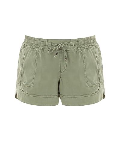 Aventura Clothing Tristan Shorts (Matte Green) Women