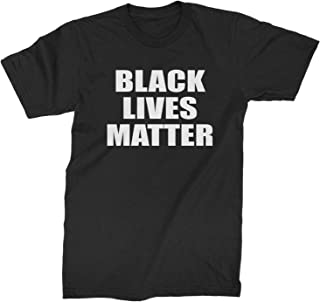 Expression Tees Black Lives Matter BLM Mens T-Shirt