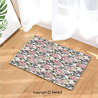 Front Door Mat-Rugs for Entryway 15.7