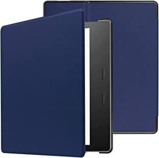"""YYS Kindle Oasis Water-Safe PU Leather Cover Case, Only Fits All-New 7"""" Kindle Oasis(10th Gen, 2019 Release & 9th Gen, 201..."""