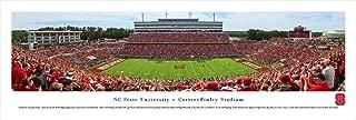 North Carolina State Football - Day - Blakeway Panoramas College Sports Posters