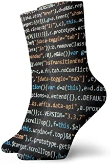 computer code socks