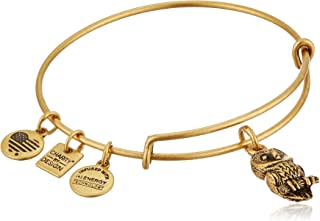 Charity By Design Ode To The Owl Bangle Bracelet