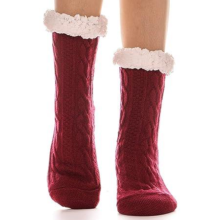 Details about  /Ontel Huggle Slipper Socks