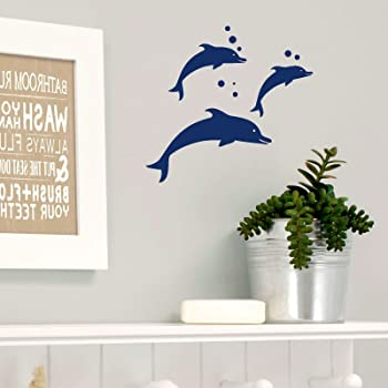 J302 Nautical Boat Lighthouse Hall Wall Stickers Bedroom Girls Boys Living Kids