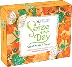 Seize the Day 2020 Boxed Daily Calendar