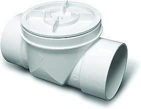 Canplas 223286W PVC Backwater Valve, 6-Inch