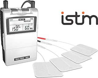 iStim EV-820 TENS Machine with 8 of electrodes,for Pain Management, Back Pain and Rehabilitation