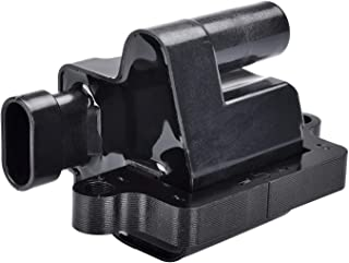 FAERSI Ignition Coil for Cadillac Chevy GMC Hummer Isuzu Workhorse - Square Type Engine 4.8L, 5.3L, 6.0L, 6.6L, 8.1L, D581, 12558693, C1208