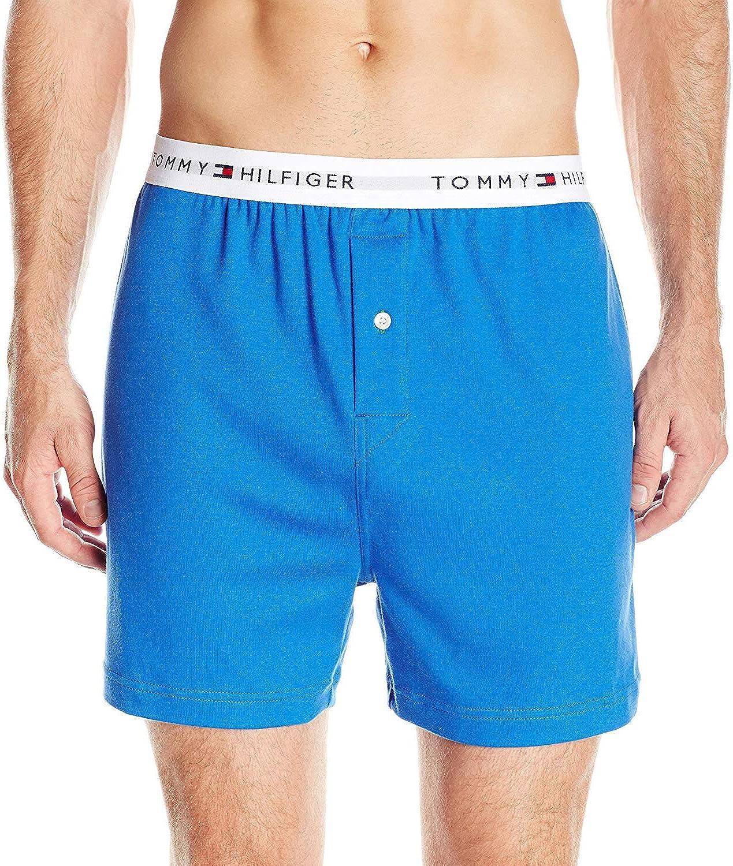 Tommy Hilfiger Mens Underwear Knit Boxers