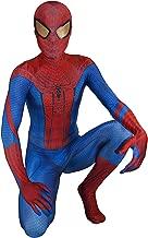 shiyumo Movie The Amazing Spiderman Costume 3D Printing Halloween Fancy Spiderman Cosplay Zentai Suit