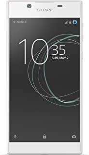 Sony Xperia L1 G3313 16GB Unlocked GSM Quad-Core Android Phone - White