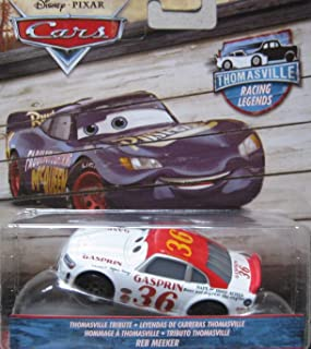 Action Thomasville Racing Legends Cars 1:55 Die Cast Car #36 Gasprin Reb Meeker 1:55 Scale Diecast