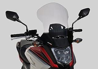 RONGLINGXING Powersports Teile Motorrad-Zubeh/ör Windschutzscheibe Windschutzscheibe Drag Wind Fit for Honda NC700X NC750X 2016-2018 Color : Army green