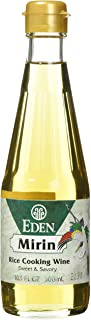 Eden Foods Japanese Traditional Specialty Items-Mirin (Rice Cooking Wine), 300ml
