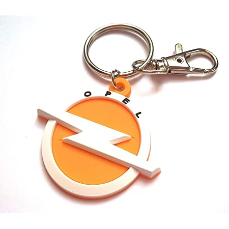 Opel Schlüsselanhänger Aus Metall Tolle Geschenkidee Auto