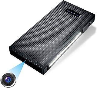 Mini Cámara, cámara de vigilancia de Seguridad para el hogar de 10000 mAh 1080P Full HD Night Vision, Detección de Movimie...