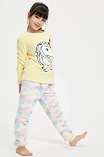 DeFacto Unicorn Baskılı Pijama