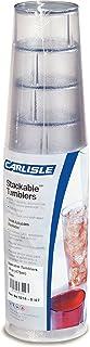 Carlisle 5216-8107 Stackable Shatter-Resistant Plastic