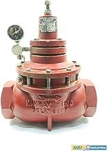 KIMRAY 312 SGT BP 3 in NPT Iron Gas Back Pressure Regulator Valve D555587