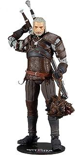 McFarlane - Witcher Gaming 7 Figures 1 - Geralt of Rivia
