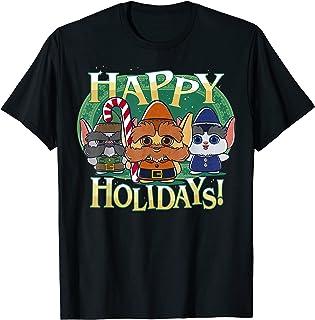 Christmas Chronicles Elves Happy Holidays T-Shirt