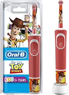 Oral B Toy Story Printed Rechargeable Tooth Brush for Kids