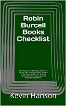 Robin Burcell Books Checklist: Reading Order of Fargo Adventures Series, Kate Gillespie Series, Streets of San Francisco Series, Sydney Fitzpatrick Series and List of All Robin Burcell Books