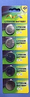 超お得です。充電できるボタン・コインリチウム電池・LIR2032 3.6V CR2032と同サイズです 消耗の激しいEMS・キーレスキ- リモコンなどの小物家電等に